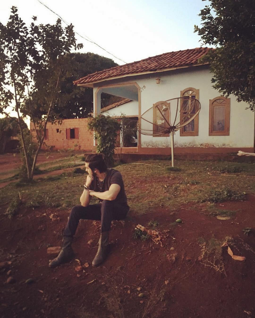 Luan Santana  (Foto: instagram/ reprodução)