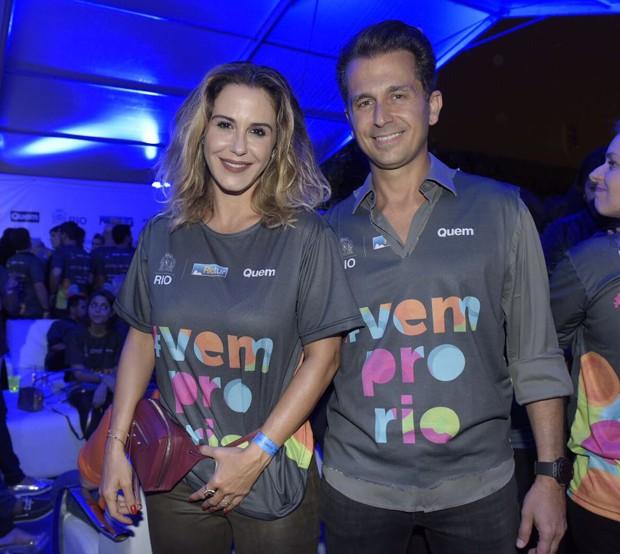 Guilhermina Guinle e Leonardo Antonelli (Foto: Selmy)