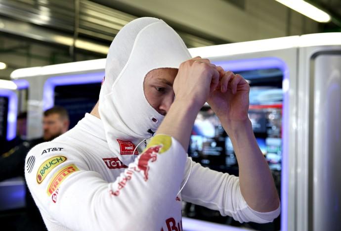 Daniil Kvyat GP da Rússia 2016 (Foto: getty images)