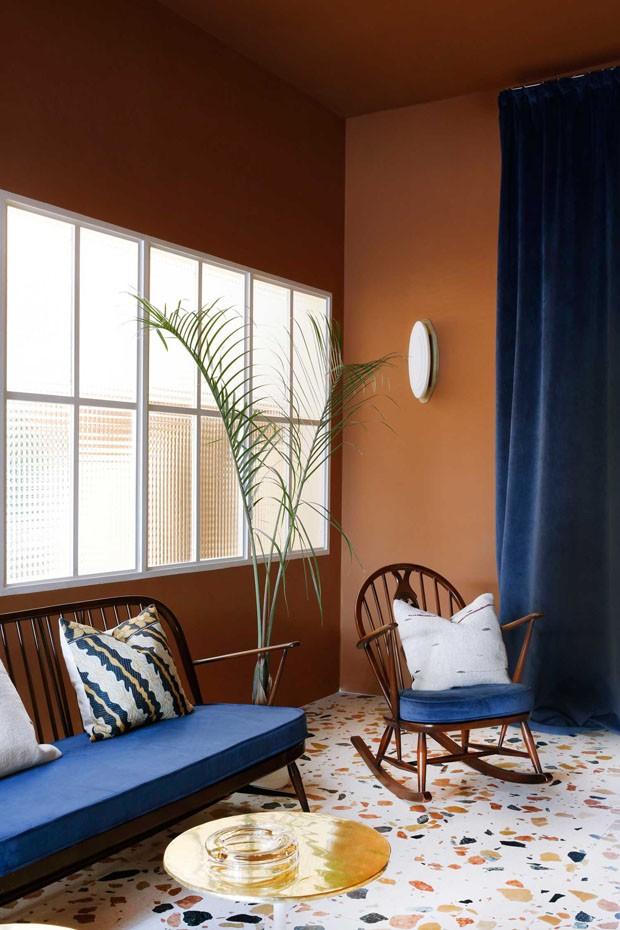 Décor do dia: elementos vintage usados de forma atual na sala (Foto: divulgação)