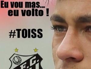 Neymar - despedida - Instagram (Foto: Reprodução/Instagram)