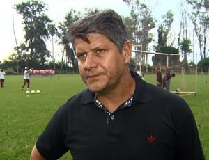 Marcelo Gerolamo, gerente de futebol do Sertãozinho (Foto: Reprodução/ EPTV)