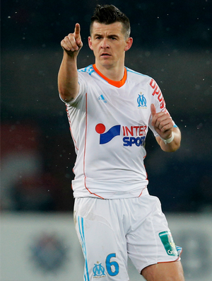 Joey Barton Olympique de Marselha (Foto: Getty Images)
