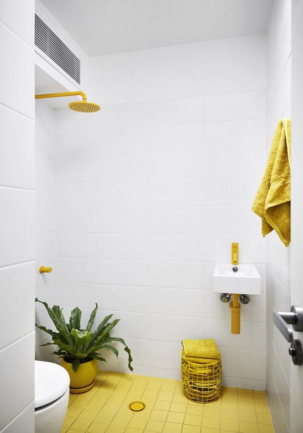Arquiteto cria a experiência do home office feliz (Foto: Tess Kelly/ Divulgação)