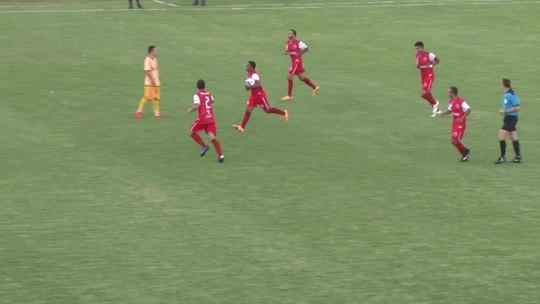 Brasiliense tropeça no lanterna Brasília e perde a primeira no campeonato
