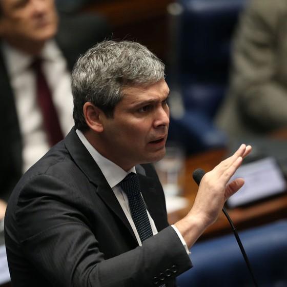 Lindbergh Farias,senador (Foto: Antônio Cruz/ABR)