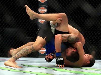 Renato Moicano, Brian Ortega, UFC 214, MMA (Foto: Getty Images)