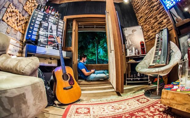 studio vip (Foto: Divulgao)