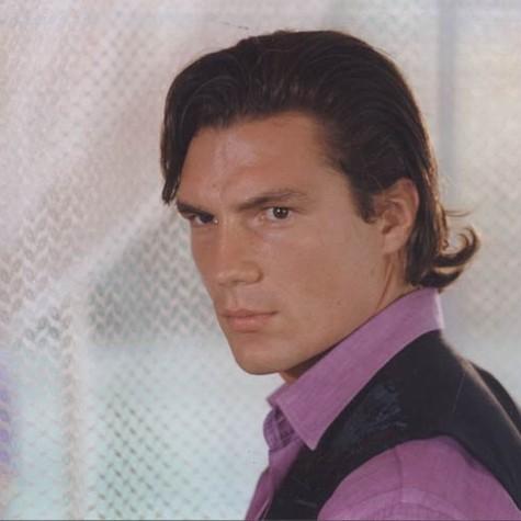 Ricardo Macchi como o cigano Igor (Foto: Reprodução da internet)