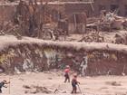 Acordo permite a moradores acesso a distrito destruído em Mariana, diz MP