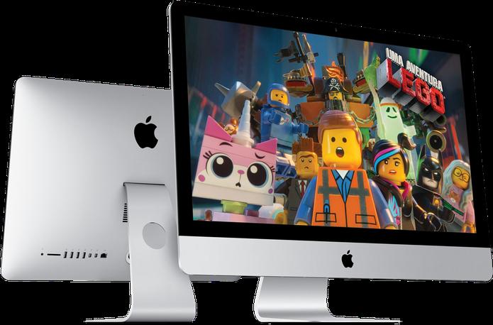 iMac novo chega mais barato (Foto: Divulgação)