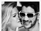 Noiva se declara a Gusttavo Lima no dia de seu aniversário: 'Te amo'