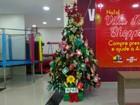 Árvores de Natal com 600 cartas pedem doações para a Apae Amapá