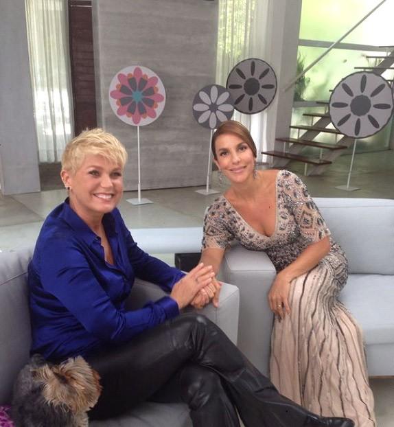Superbonita: Ivete Sangalo e Xuxa (Foto: GNT)