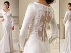 Réplica do vestido de noiva de Kristen Stewart em 'Amanhecer' está à venda