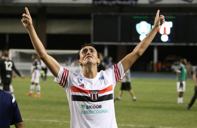 Diego Pituca, Botafogo-SP (Foto: Rogério Moroti / Agência Botafogo)