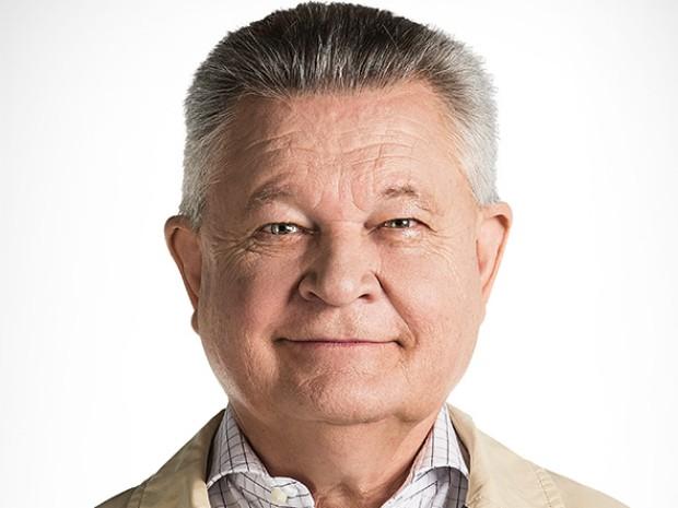 Udo Döhler é candidato à prefeitura de Joinville (Foto: PMDB/Divulgação)