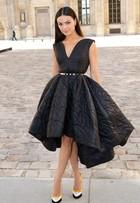 Isis Valverde, Dakota Fanning e mais famosas vão a desfile da Dior em Paris