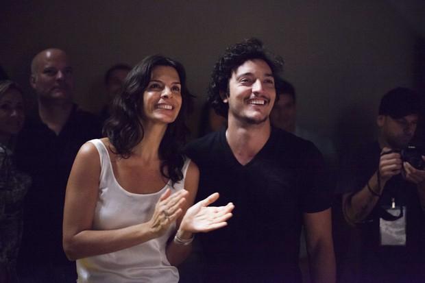 Helena Ranaldi e Allan Souza Lima (Foto: Divulgação)