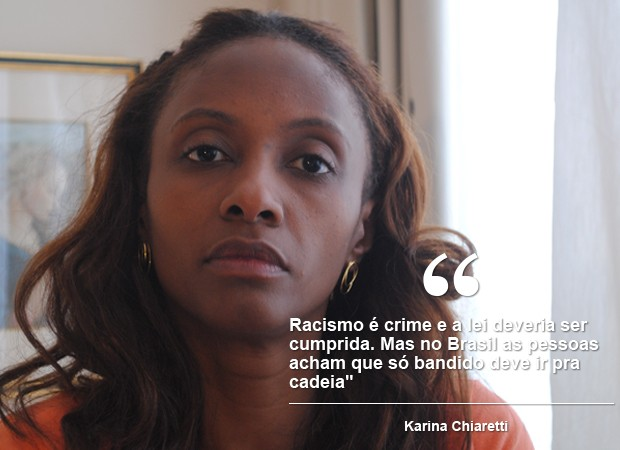 Karina Chiaretti (Foto: Arquivo pessoal)