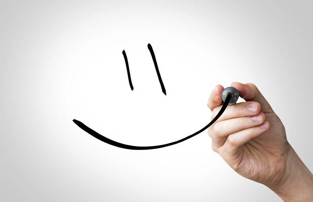 Sorriso-feliz-felicidade-funcionários felizes-alegria- (Foto: Thinkstock)