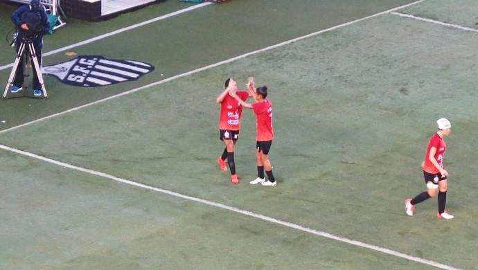 Centro Olímpico venceu as Sereias por 2 a 0 (Foto: Cássio Lyra)