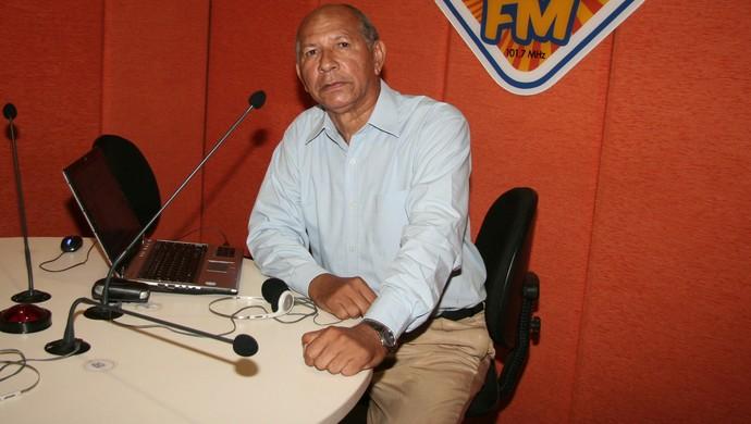 bernardo filho, radialista (Foto: Francisco França / Jornal da Paraíba)