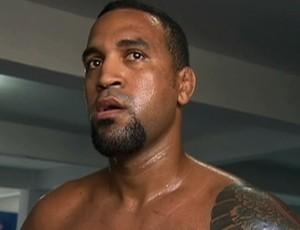 Ednaldo Lula UFC Tá na Área 2 (Foto: Reprodução/SporTV)