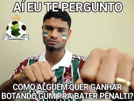 Zoação - Palmeiras x Fluminense