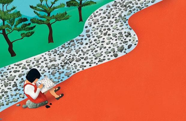 Yayoi Kusma ganha livro infantil (Foto: Divulgação)