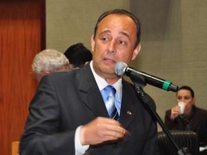 Ex-deputado, Wolmar Campostrini, do Espírito Santo é condenado por fraude em auxílio-doença (Foto: Reinaldo Carvalho/ Jornal A Gazeta)
