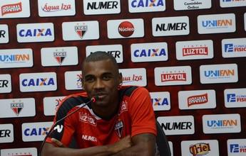 Marllon prevê jogo duro com Sampaio no reencontro com Wagner Lopes