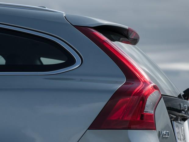 Volvo V60 (Foto: Divulgação)