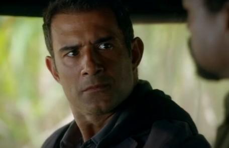 Marcos Pasquim será o Carlito Prata na novela que estreia nesta segunda, na Globo Reprodução
