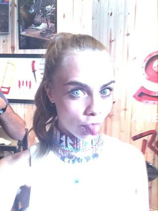Cara Delevingne (Foto: ego)