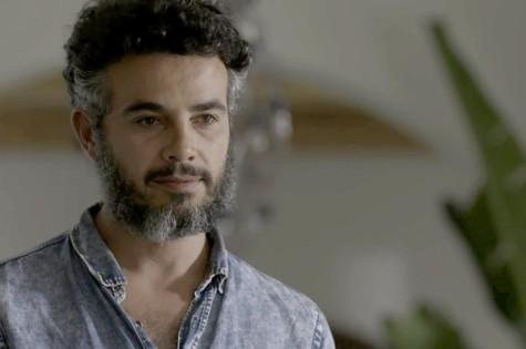 'O outro lado do paraíso': Anderson Di Rizzi é Juvenal (Foto: TV Globo)