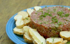 Como fazer Steak Tartare
