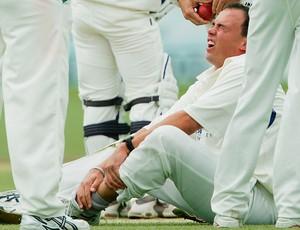 eu atleta dor canelite canela (Foto: Getty Images)