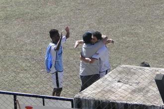 Guilherme Camargo, atacante do Comercial (Foto: Paulo Bahia / Comercial FC)