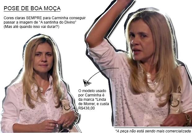 Carminha (Foto: TV Globo)