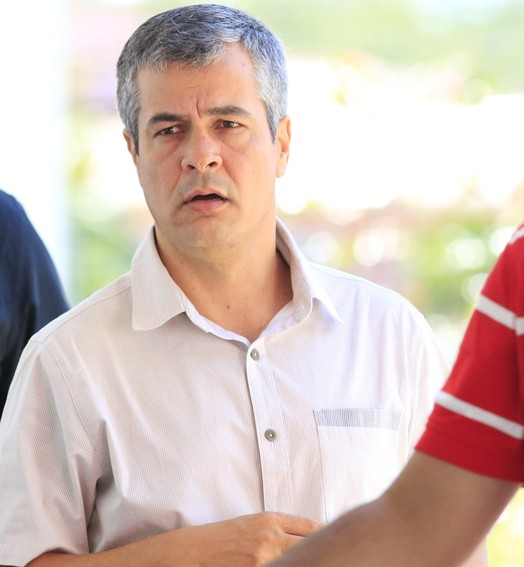 pela frente (Luiz Henrique/Figueirense FC)