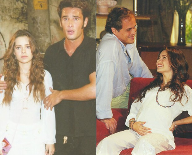 Sandy interpretou Cristal em Estrela Guia, de 2001 (Foto: Arquivo / TV Globo)