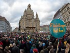 Milhares de alemães saem às ruas contra movimento islamofóbico