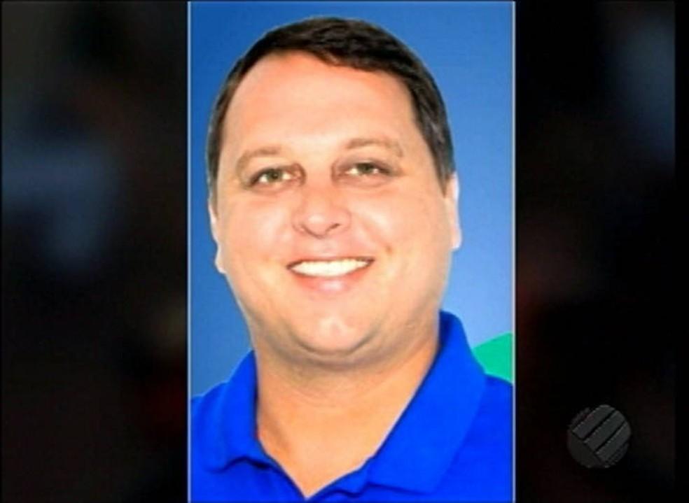 Diego Kolling, de 34 anos, foi assassinado enquanto pedalava com grupo de amigos pela rodovia PA-150, em Breu Branco, no sudeste paraense. (Foto: Reprodução)