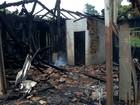Adolescente suspeito de atear fogo na casa da avó é apreendido no Paraná