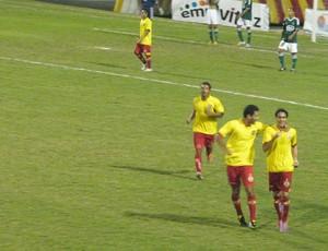 Atlético Sorocaba 1 x 0 Palmeiras B (Foto: Rafaela Gonçalves/Globoesporte.com)