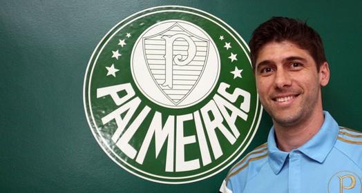 recheado (Cesar Greco/Ag Palmeiras/Divulgação)