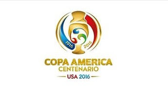 Copa América Centenario será entre  3 a 26 de junho de 2016 e terá seletiva