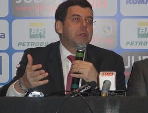 Ricardo Leyser secretário nacional de esporte de alto rendimento (Foto: Thierry Goozzer)