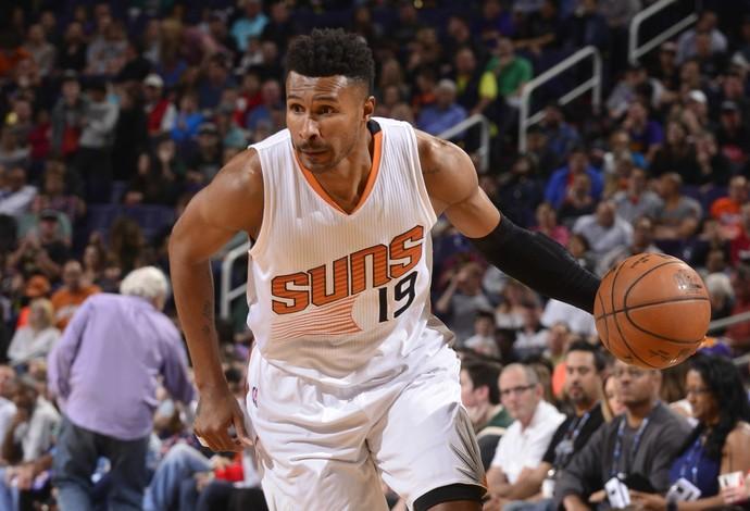 Leandrinho, do Phoenix Suns (Foto: Getty Images)